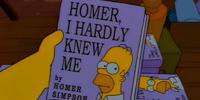 Homer, I Hardly Knew Me