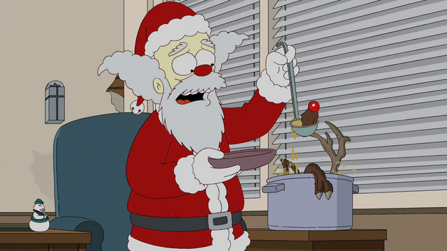 File:Santa eating Rudolph.png