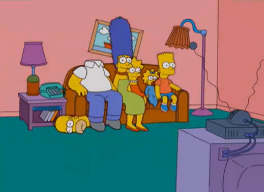 Attractive Laser Beam Couch Gag 2 2.PNG