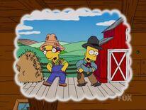 Farmer and Cowman