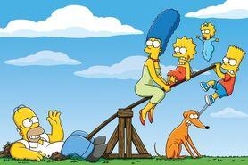 Simpsons S22 Art