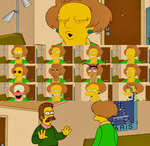 The Many Faces of Edna Krabappel