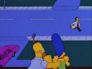 Bart's Comet 74