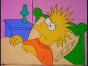 Lisa Simpson First Appearance