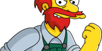 Groundskeeper Willie/Gallery