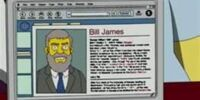 Bill James (character)
