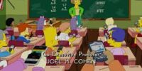 """Bart Gets a """"Z""""/Gallery"""