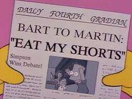 Lisa's Substitute 37