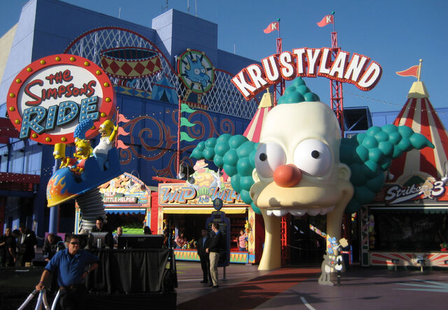 File:The Simpsons Ride Hollywood.jpg