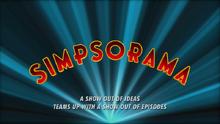 800px-Simpsorama - Title Screen
