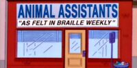 Animal Assistants
