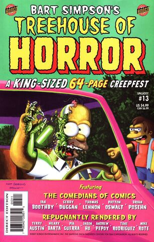 File:Bart Simpson's Treehouse of Horror 13.JPG
