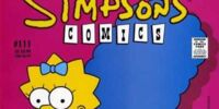 Simpsons Comics 111