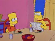 Bart's Comet 36