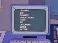 Who Shot Mr. Burns, Part Two 72