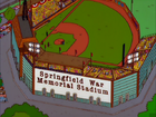 Springfield war memorial stadium