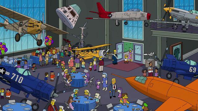 File:Springfield Museum of Flight interior.JPG