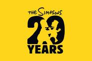 Simpsons20thchokelogo blk f