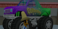 Obliteratron Big Wheel Truck