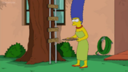 Marge felt insulted