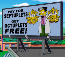 Pay for Septuplets Get Octuplets Free