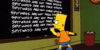 Mr. Lisa Goes to Washington/Gags