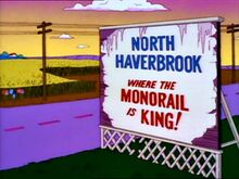 North Haverbrook