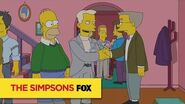 "THE SIMPSONS Tom Collins from ""The Burns Cage"" ANIMATION on FOX"