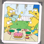 File:The Simpsons in Maggie's 1st Birthday 2.png