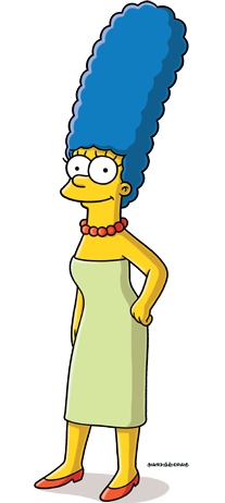 Marge simpson wiki les simpson fandom powered by wikia - Homer simpson nu ...