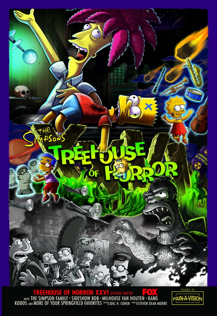 simpsons treehouse of horror i