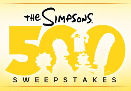 File:The Simpsons 500th episode sweepstakes.jpg