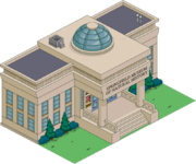 Springfield museum of natural historyTapped Out
