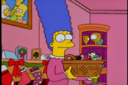 Miracle on Evergreen Terrace -krusty doll