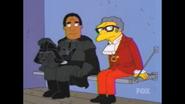 Moe and Darth Hibbert