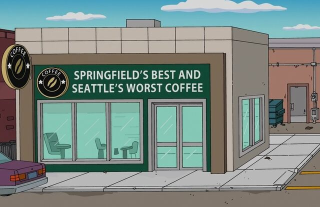File:Springfield's best and Seattle's worst coffee.jpg