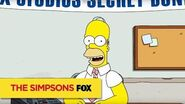 THE SIMPSONS Homer Live West Coast ANIMATION on FOX