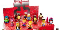 Simpsons 25th Anniversary Toys