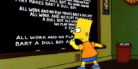 The Last Temptation of Homer/Gags