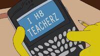 Bart gets a Z -00039