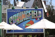 Springfield Universal Sign