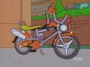 Bart gray bike