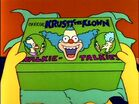 Official Krusty the Clown Walkie-Talkies