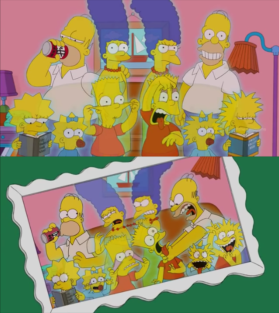 Superior Simpsons Treehouse Of Horror Xxv Part - 9: Treehouse Of Horror XXV/References | Simpsons Wiki | FANDOM Powered By Wikia