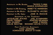 Bart's Girlfriend Credits 00111