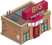 Big T Theatre Tapped Out