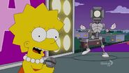 Lisa goes Gaga -2015-01-04-05h25m56s93
