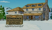 Sundance-simpsons
