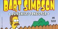 Bart Simpson Comics 4