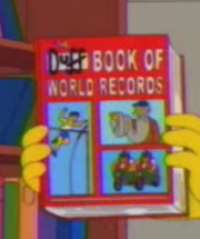 Duff book of world records